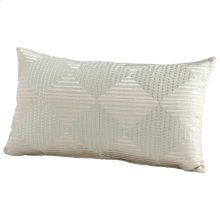 Harlequin Shine Pillow