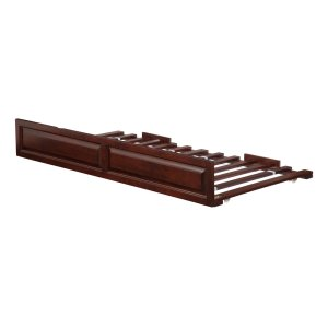 Raised Panel Trundle Bed