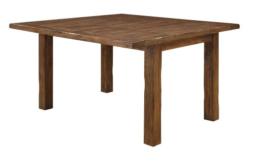 Emerald Home Chambers Creek Gathering Table W/butterfly Leaf-kit-brown Finish-d412-13-k