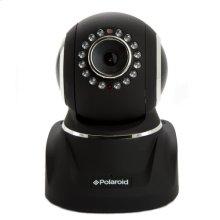 Polaroid Wireless Network Surveillance Camera IP300B with remote control movement, 2-way intercom and advanced filter lens
