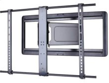 """Black Super Slim Full-Motion Mount for 51"""" - 80"""" flat-panel TVs"""