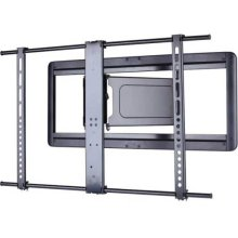 "Black Super Slim Full-Motion Mount for 51"" - 80"" flat-panel TVs"