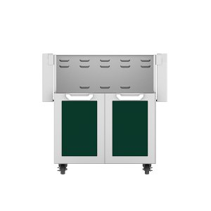 "Hestan30"" Hestan Outdoor Tower Cart with Double Doors - GCD Series - Grove"