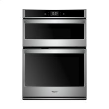 6.4 cu. ft. Smart Combination Wall Oven with Microwave Convection