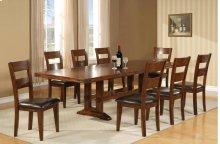 Double Trestle Table
