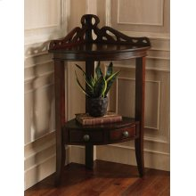 Gallery Corner Accent Table