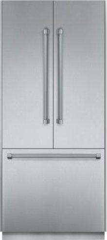 36 inch Built-In French Door Bottom-Freezer Model T36BT820NS