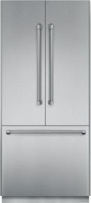 36 inch Built-In French Door Bottom-Freezer Model T36BT820NS