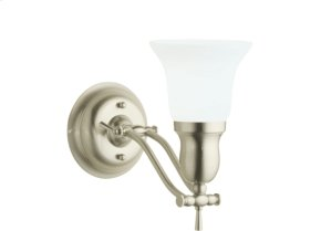 Fairhaven Single Sconce