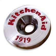 Handle Medallions - Chrome