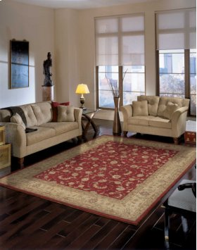 Heritage Hall He04 Lac Rectangle Rug 27'' X 18''