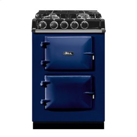Dark Blue AGA City 24 Dual Fuel