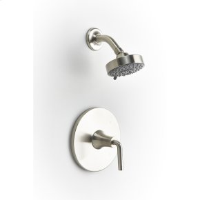 Satin Nickel River (Series 17) Shower Trim