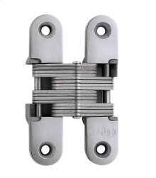 Model 416SS Stainless Steel Invisible Hinge Bright Stainless Steel