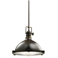 Hatteras Bay Collection 1 Light Pendant OZ