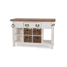 Umbria Kitchen Island Small
