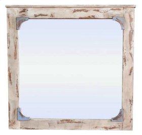 Multi Color Louvered Mirror