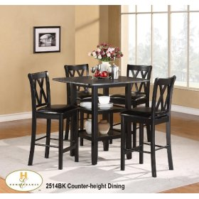 5 Piece pack Counter-height Dinette