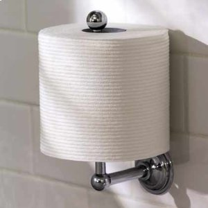 London Terrace Spare Toilet Tissue Holder - Oil Rubbed Bronze Product Image