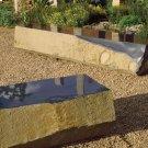 Monolithic Basalt Bench Product Image