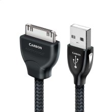 Audioquest Carbon iPod 30-pin to USB Cable
