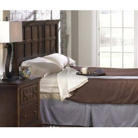 3/3 Twin Panel Bed