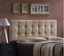 Duggan Upholstered - Headboard - Queen - Headboard Frame Not Included
