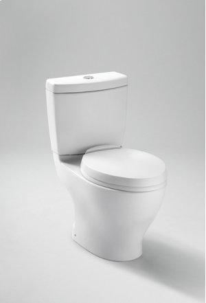 Ebony Aquia II Dual Flush Toilet