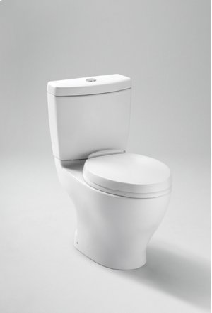 Bone Aquia II Dual Flush Toilet