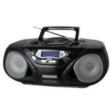Am/fm Portable Radio Cassette Player Cd and Usb