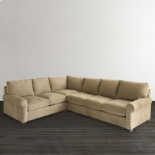 American Casual Scarborough Large L-Shaped Sectional