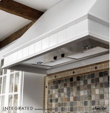 Renaissance Integrated Ventilation System, with Variable Speed Control for Remote Blower(s)