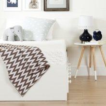 Basic 8'' Mattress - White