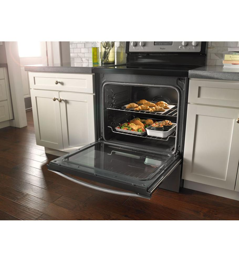 Shop Whirlpool Ranges In Boston Electric Wfe540h0es
