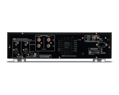 2-Channel Power Amplifer