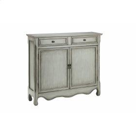 Claridon Gray Cabinet