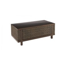 Epicenters Brentwood Outdoor Greenwich Rectangular Coffee Table