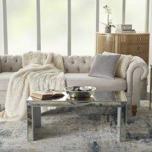 "Life Styles Ss900 Grey 16"" X 16"" Throw Pillows"