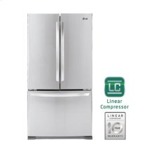 Ultra-Large Capacity 3 Door French Door Refrigerator