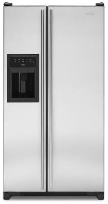 Full-Depth Side-by-Side Refrigerator with Dispenser