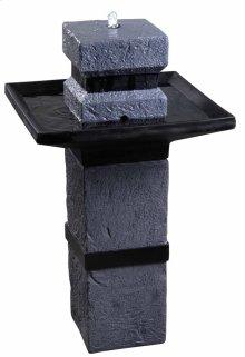 Monolith Outdoor Solar Ftn