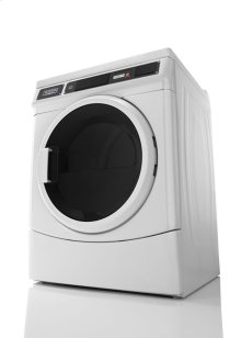 Commercial Electric Super-Capacity Dryer, Card Reader-Ready or Non-Coin Operation