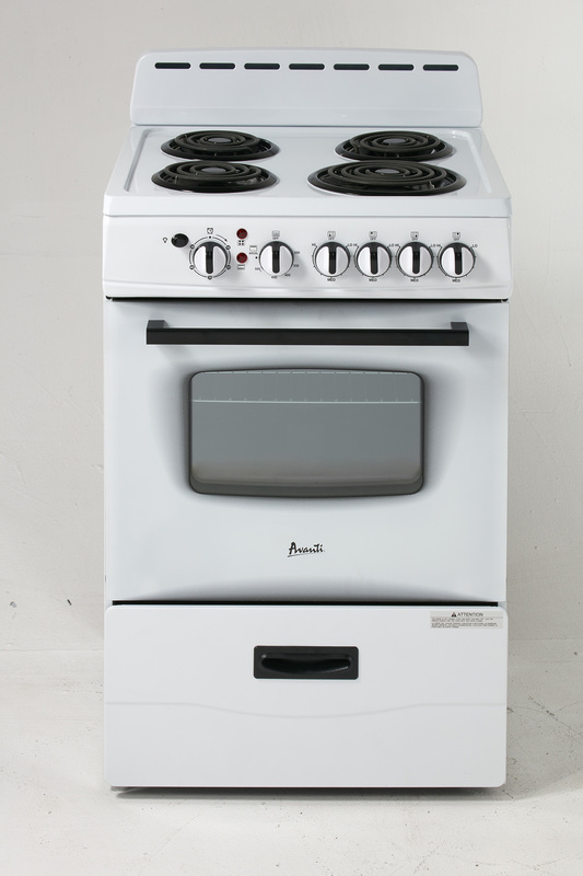 "24"" Electric Range