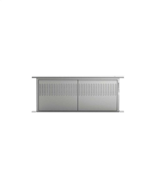 Downdraft Ventilation Hood, 36""