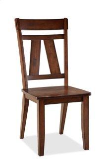 Winslow Farmhouse Cherry Side Chair