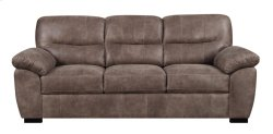 Emerald Home Nelson Sofa Almond Brown U3472-00-05 Product Image