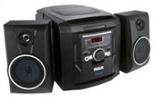 5-CD Audio System with AM/FM Radio