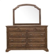 Dresser with Nine Drawers Product Image