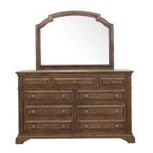 Dresser with Nine Drawers