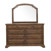 Dresser with Nine Drawers